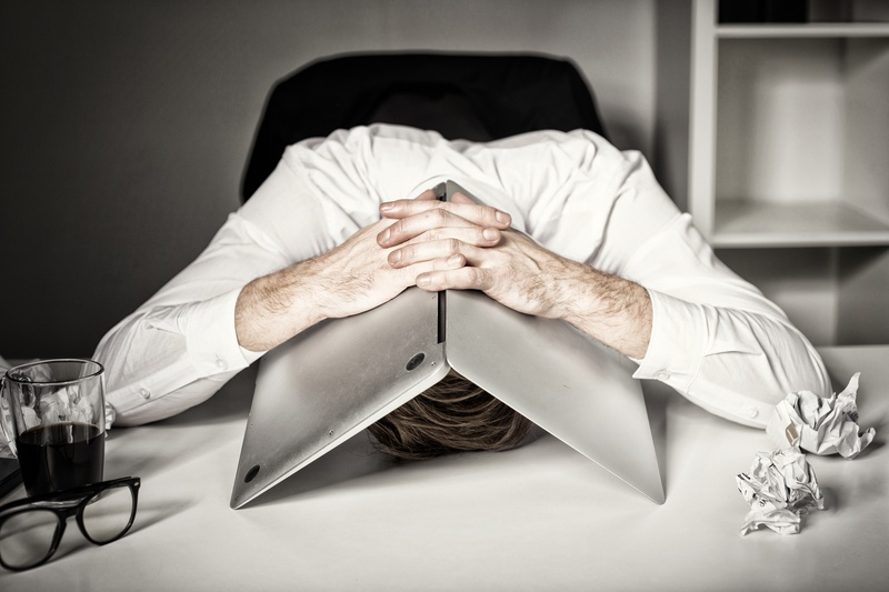 Burnout and failure at work